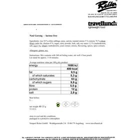 Travellunch Main Course Nasi Goreng 10 x 250g